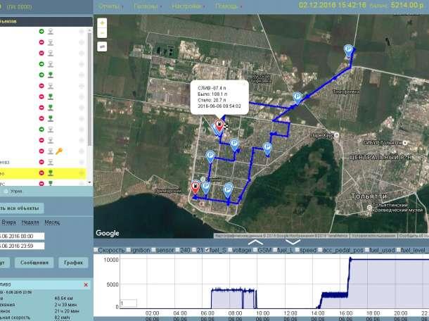 Глонасс\GPS мониторинг транспорта , фотография 1