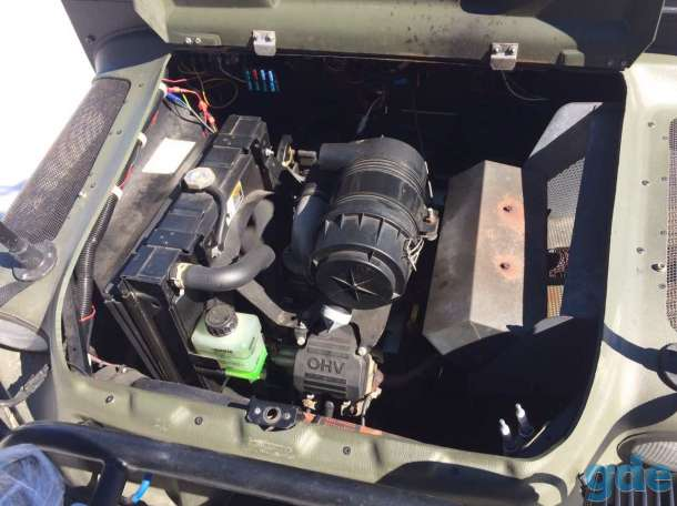 ARGO AVENGER 750 EFI, фотография 7