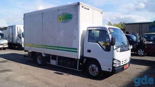 Водитель с личным грузовым автомобилем, фотография 1
