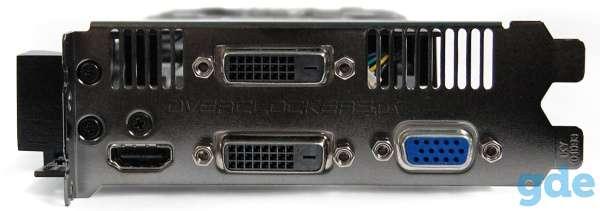 ASUS GTX 650 TI 1Gb, фотография 2