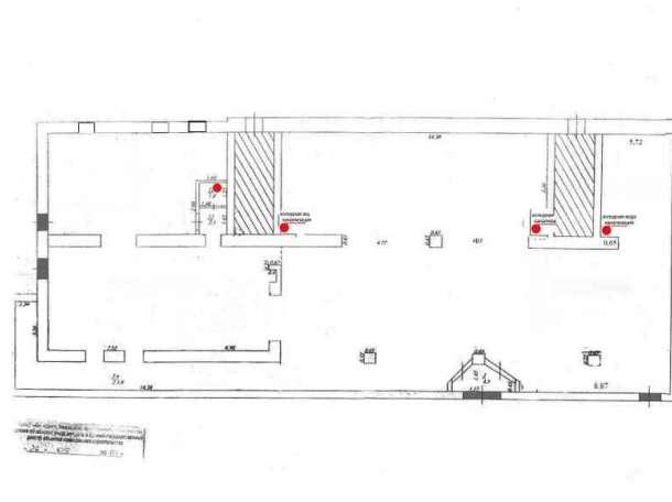 Белорецк сдам помещение 430 кв.м в центре, фотография 2