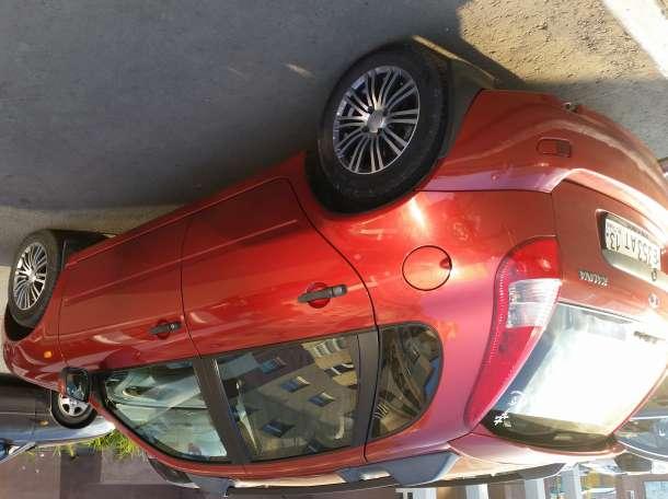 Машина Kalina, фотография 8