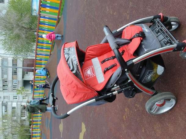 Продам детскую коляску Infinity SH290 Comfort Lux, фотография 3
