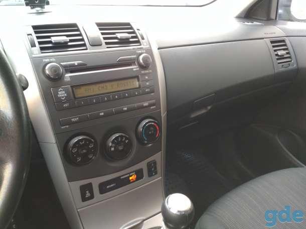 Toyota Corolla, фотография 1