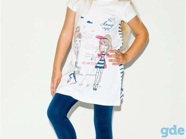 верхние и бельевые комплекты для девочек, фотография 1