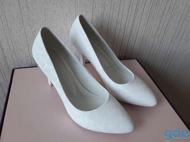 Свадебные туфли, фотография 1
