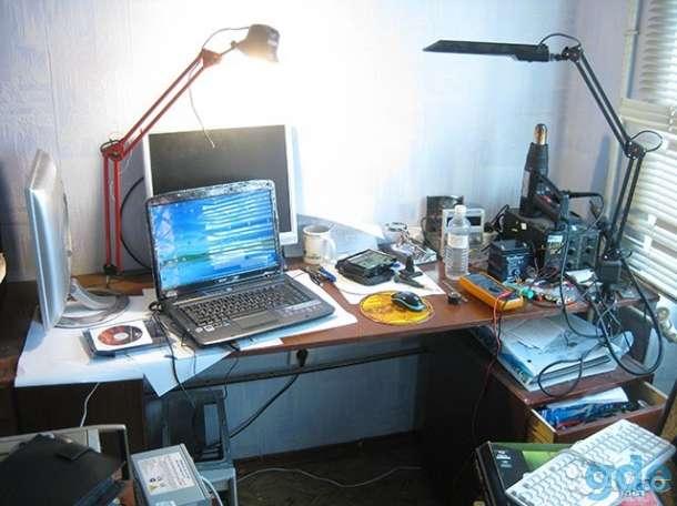 Ремонт ноутбуков, компьютеров любой сложности, фотография 1