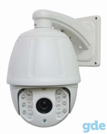 PTZ видеокамеры  (Управляемые), фотография 3