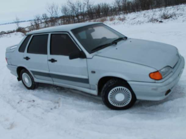 Продаю ВАЗ 2115, 2007 года, фотография 1