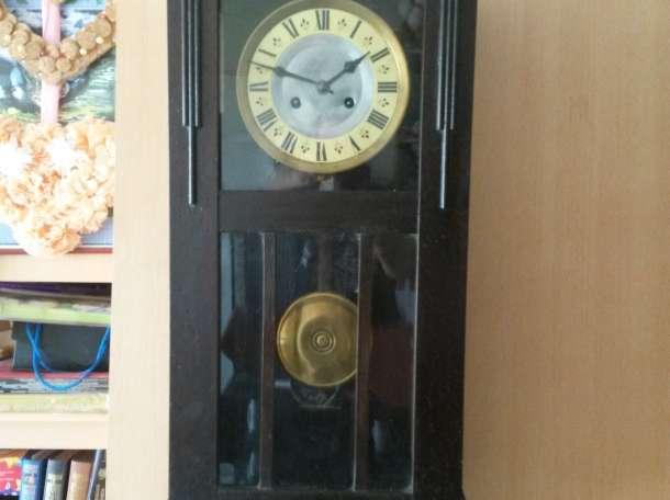 7d16867de Старинные немецкие настенные часы JUNGHANS 1912 г. | Антиквариат в ...