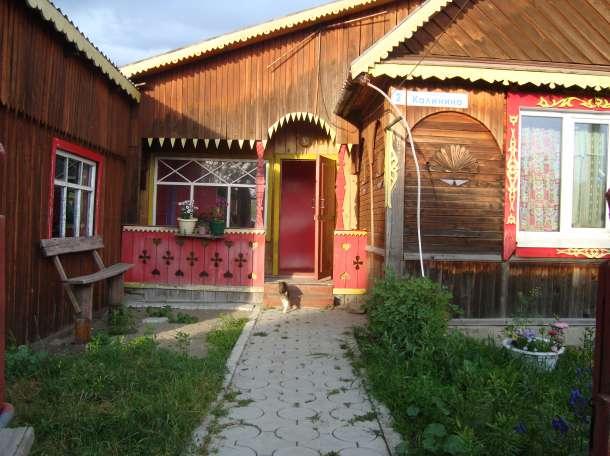 Продам деревянный одноэтажный благоустроенный дом из бруса (лиственница), в с. Усть-Кокса, фотография 4