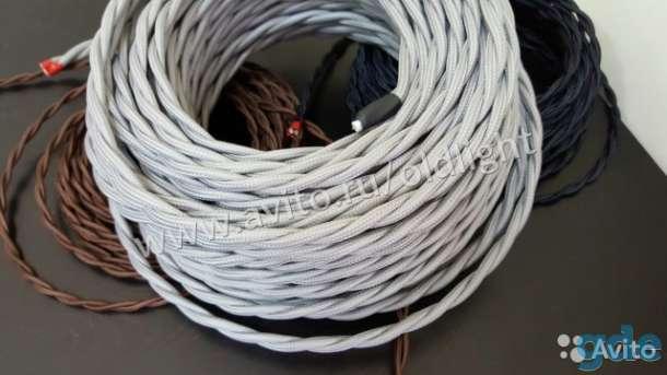 Витой провод для внешней проводки, фотография 2