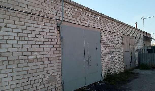 Кооперативный гаражный бокс 67м, краснознаменная 182в, фотография 1