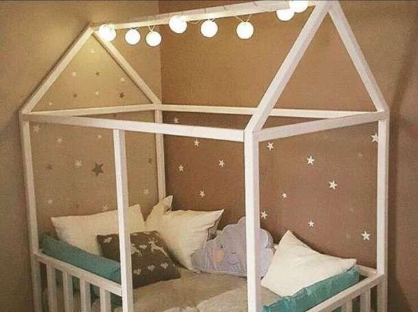 Кроватка домик, фотография 2