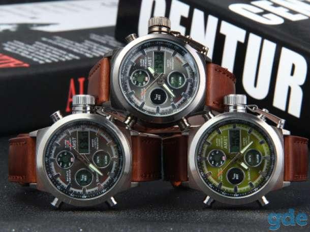 Часы мужские amst 3003 B, фотография 3