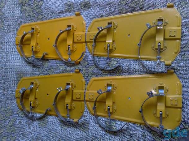 Спинки для однобаллонного акваланга авм-5, фотография 1