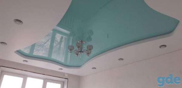 Натяжные потолки и жалюзи, фотография 11