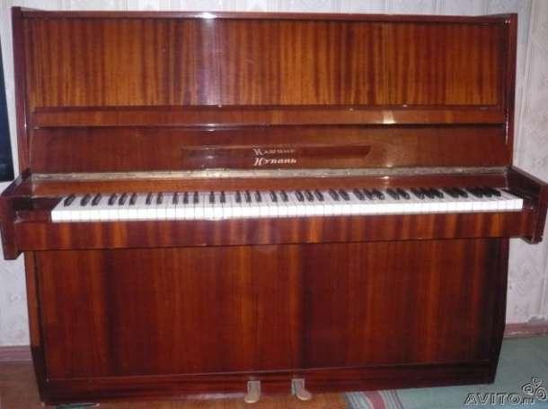 Настройка, ремонт пианино, фортепиано в Злынке, фотография 1