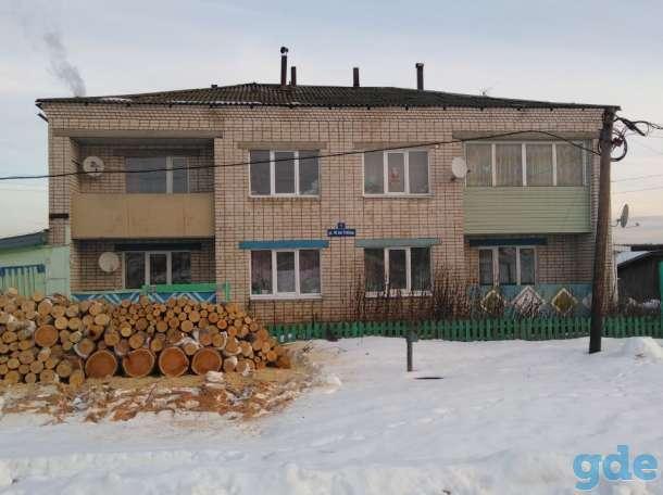 Продаётся трёхкомнатная квартира, обл. Семёновский р/н с. Ильино-Заборское ул.40лет Победы 1-4, фотография 12