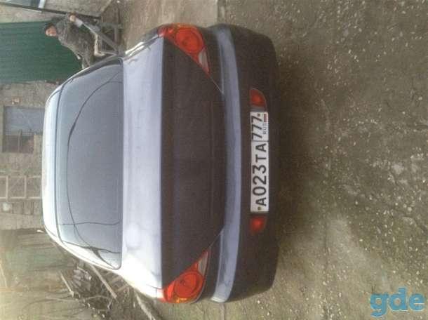 KIA Spectra автомобиль, фотография 2