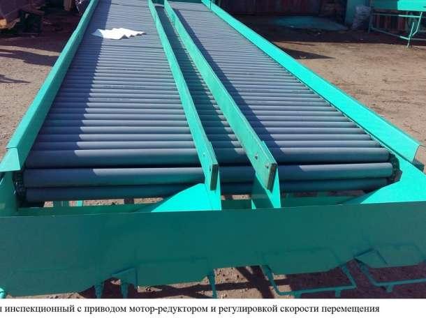 Стол роликовый селекционный для переборки корнеплодов СП-1000 в Иркутске, фотография 1