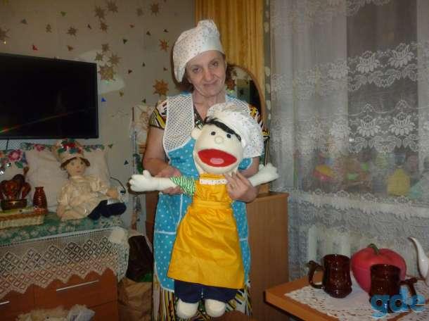 кукла-маппетс, фотография 8