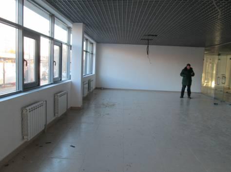 Сдаю два нежилых помещения, на пр. Гагарина,  на 1 и 2 этаже, в новом здании по 70 кв.м. , фотография 4