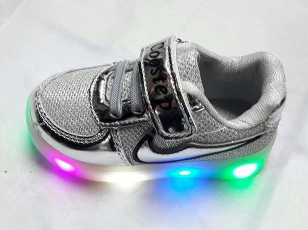 Продаю новые детские кроссовки, фотография 1