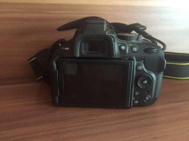 Nikon D5200, фотография 2