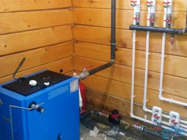 Монтаж автономного отопления в коттеджах, фотография 9