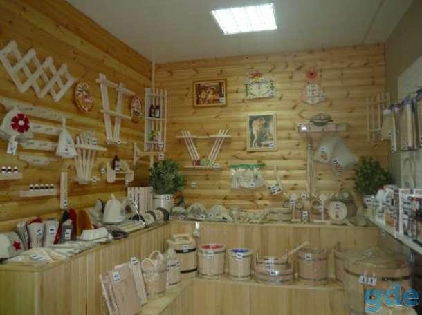 Изделия для бань, саун. Евровагонка., фотография 1