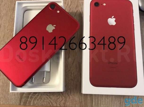 iPhone 7 RED 128 GB, фотография 1