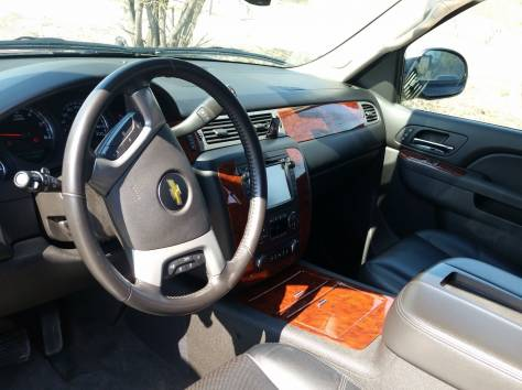 Продается Chevrolet Tahoe чёрный внедорожник, 2012 г., фотография 11