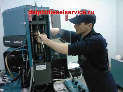 Ремонт насос форсунок Delphi дизеля DAF XF, CF, XF105 евро 5 (с заводским паспортом и новым кодом);, фотография 6