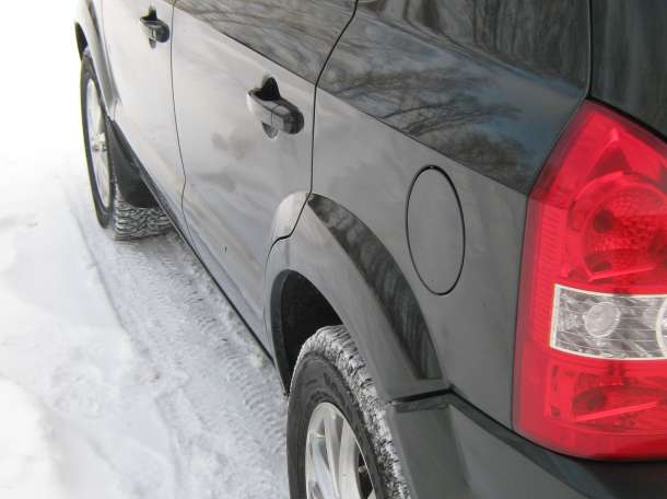Hyundai Tucson, 2008, фотография 3