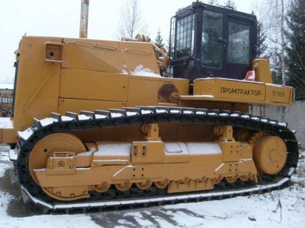 Гусеничный трубоукладчик ЧЕТРА ТГ-321 г/п 40-45 тонн, фотография 1