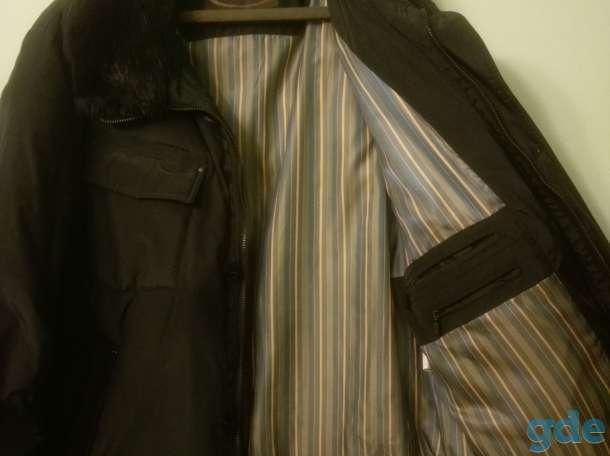 Новая мужская зимняя куртка, фотография 3