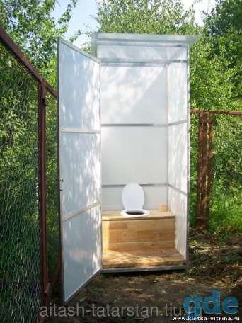 Продам летний душ и туалет в Шаблыкино, фотография 4