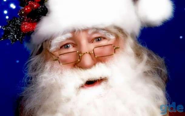 Дед Мороз, Снегурочка, Баба Яга и Сказка, фотография 1