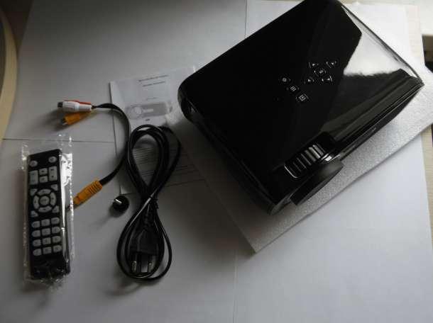 Новый LED тв проектор Everycom X7, фотография 6