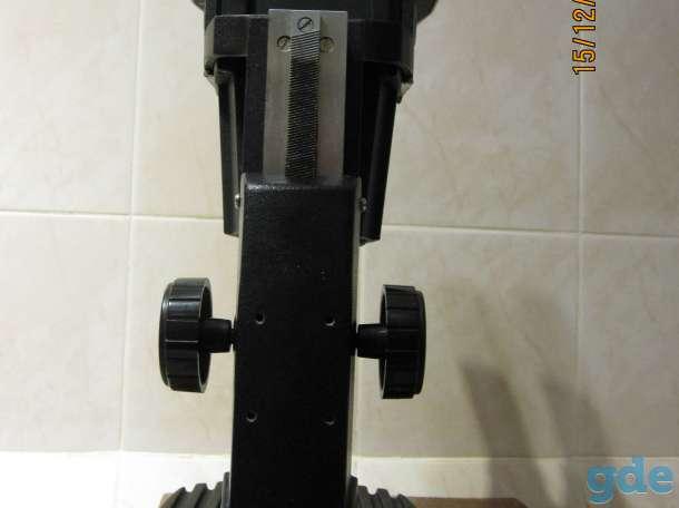 Микроскоп на штативе «Baush & Lomb StereoZoom 7» стерео 3D, фотография 10