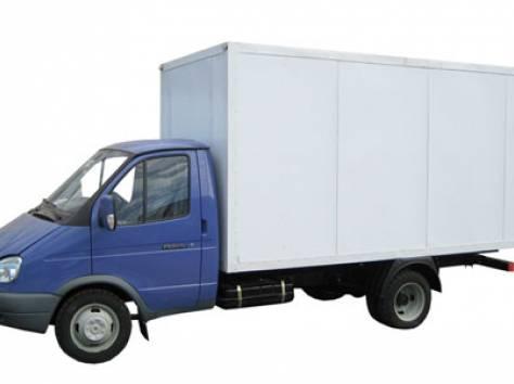 Изотермический фургон, фотография 1
