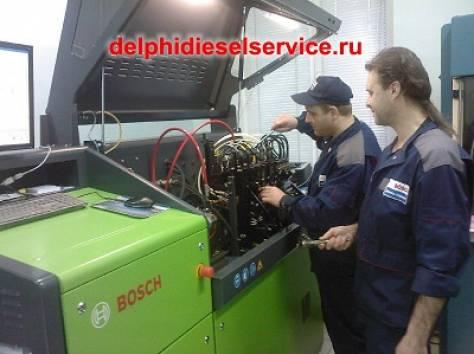 Ремонт ФОРСУНОК CDI дизеля RENAULT (рено) Premium (премиум) 420 DCI., фотография 1
