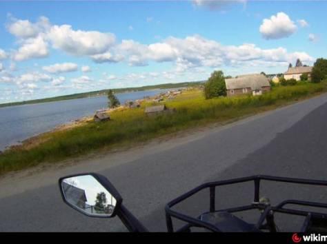 Продам земельный участок в Карелии на берегу Сегозера, фотография 4
