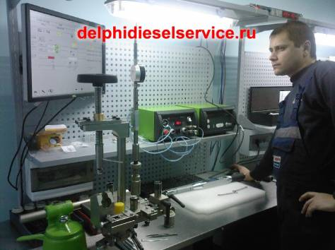 Ремонт насос форсунок Delphi John Deere; New Holland; Case;, фотография 7