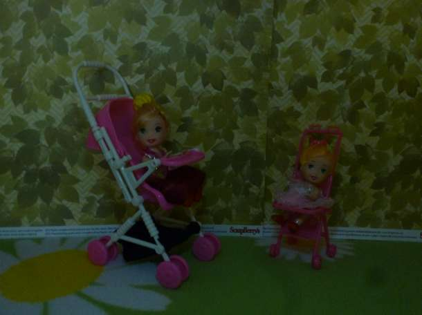 Куклы Барби, аксессуары для кукол и кукольного домика, фотография 3