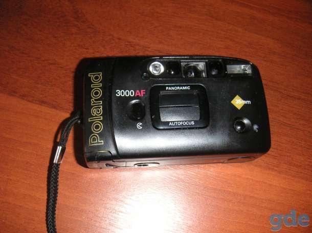 Продается пленочный фотоаппарат Polaroid 35mm 3000AF Camera, фотография 2