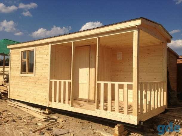Дачный домик  с террасой, фотография 2