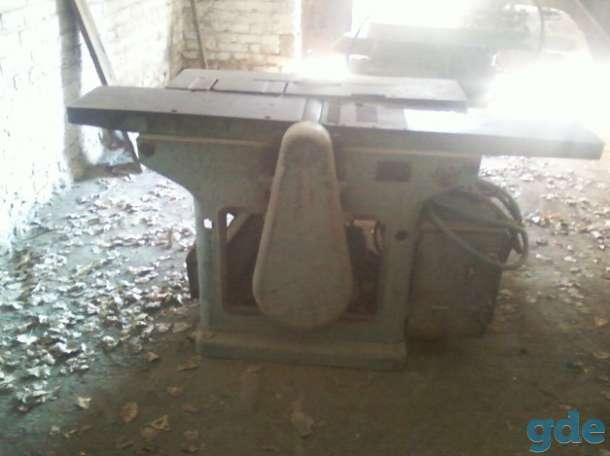 Комбинированный деревообрабатывающий станок КС-1., фотография 3