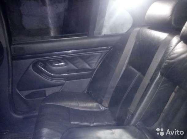 BMW 5 серия, 2001, фотография 8